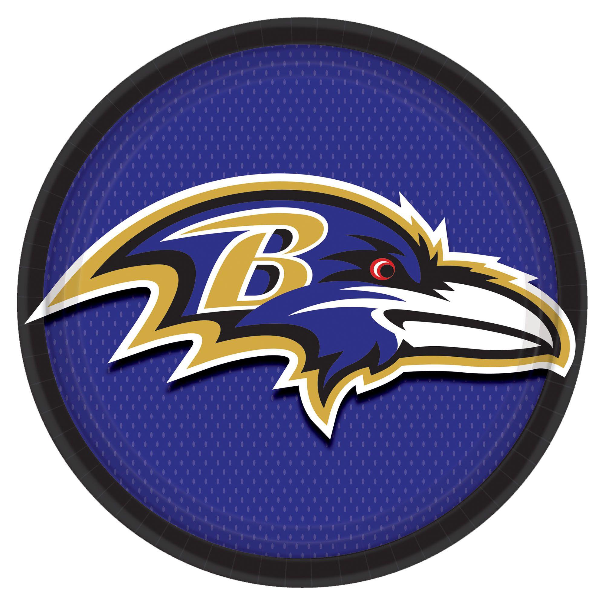 Baltimore Ravens 9in Pl