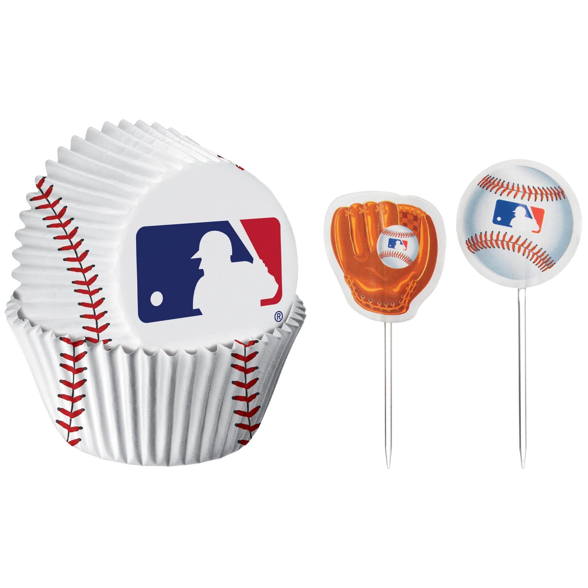 Rawlings Cupcake Case & Picks