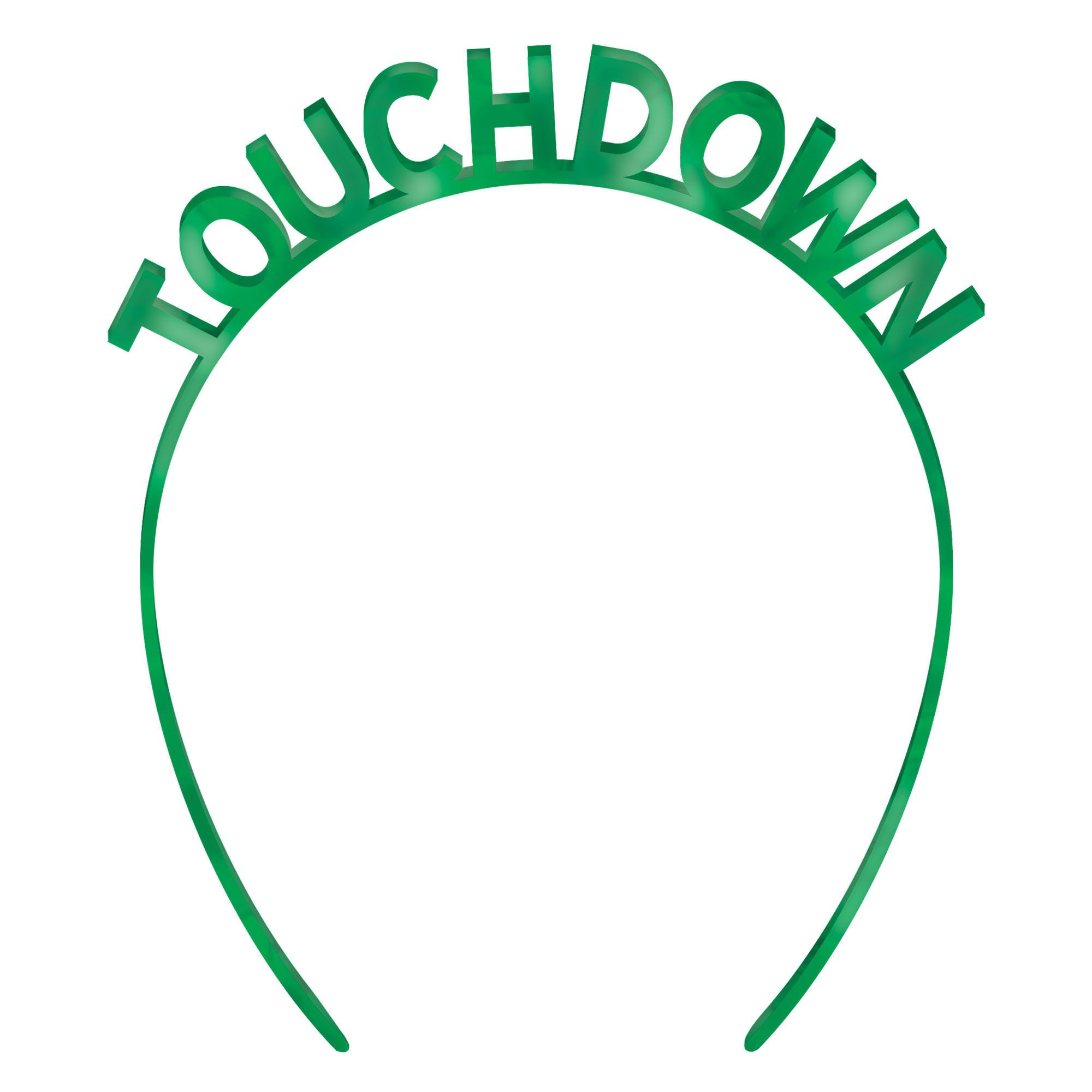 Football Touchdown Headband