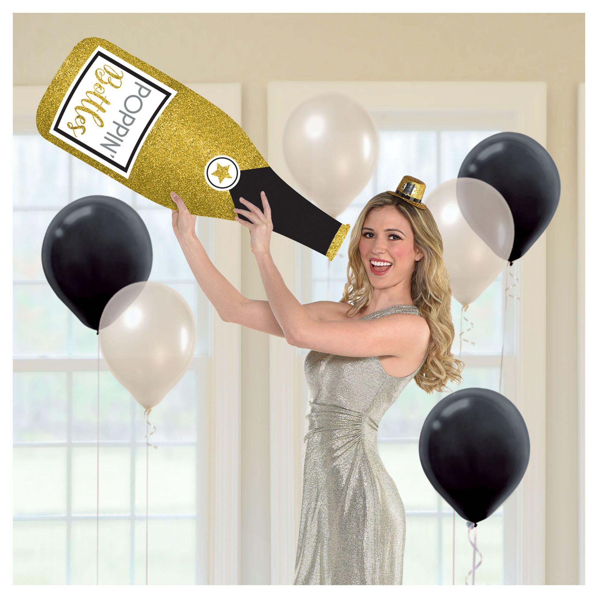 Jumbo Bubbly Bottle Prop