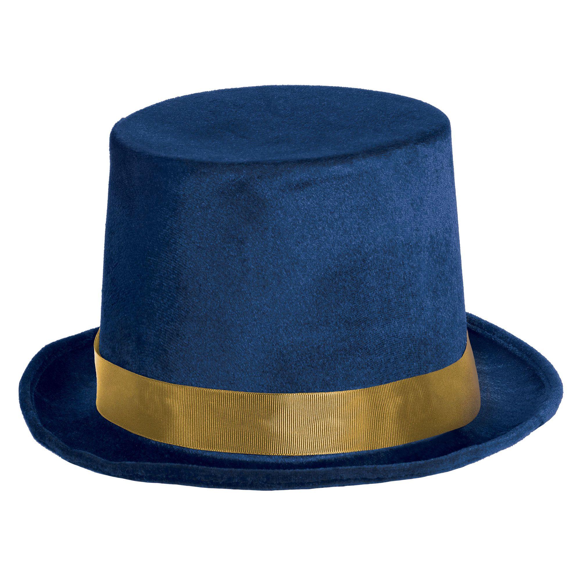 Midnight NYE Top Hat