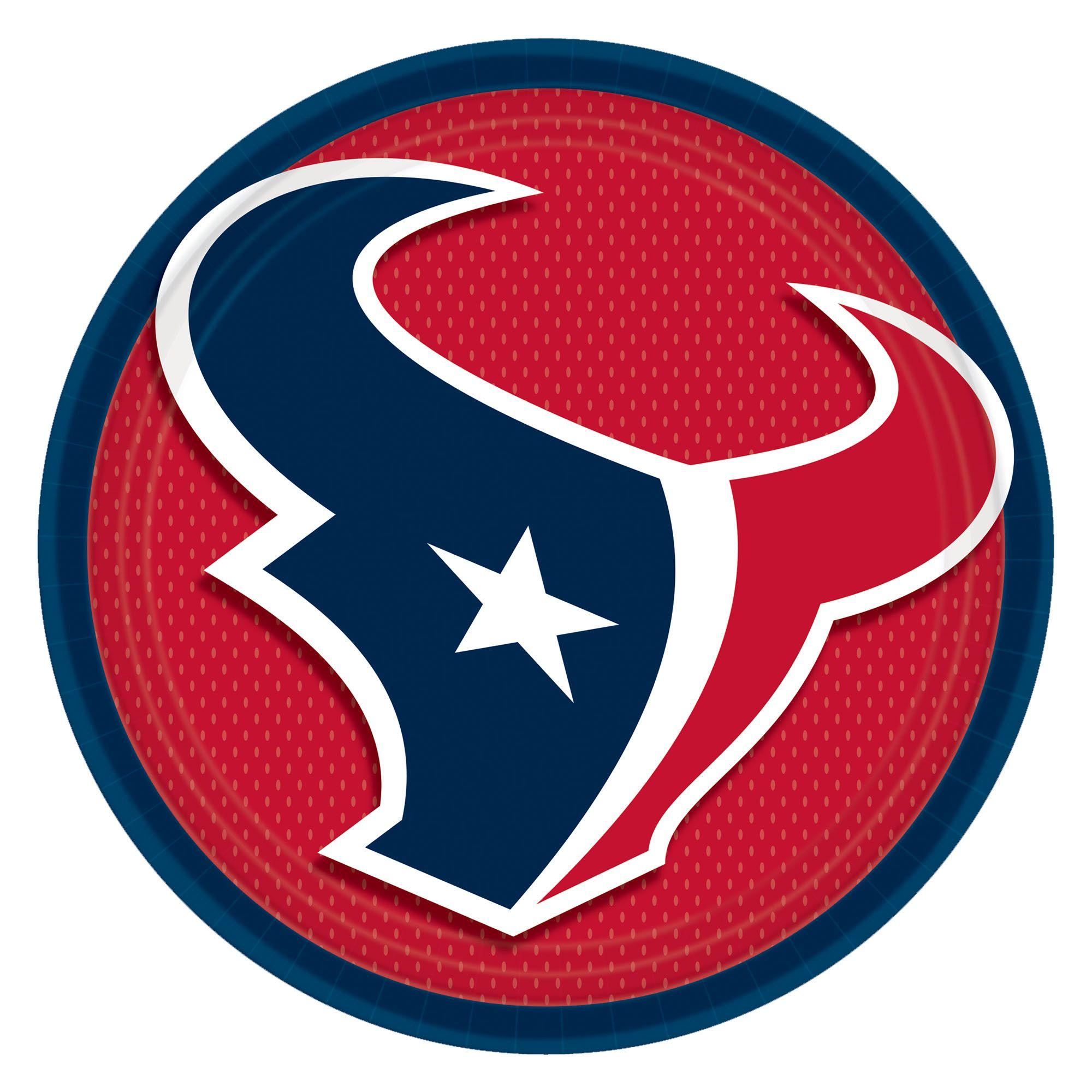 Houston Texans 9in Pl