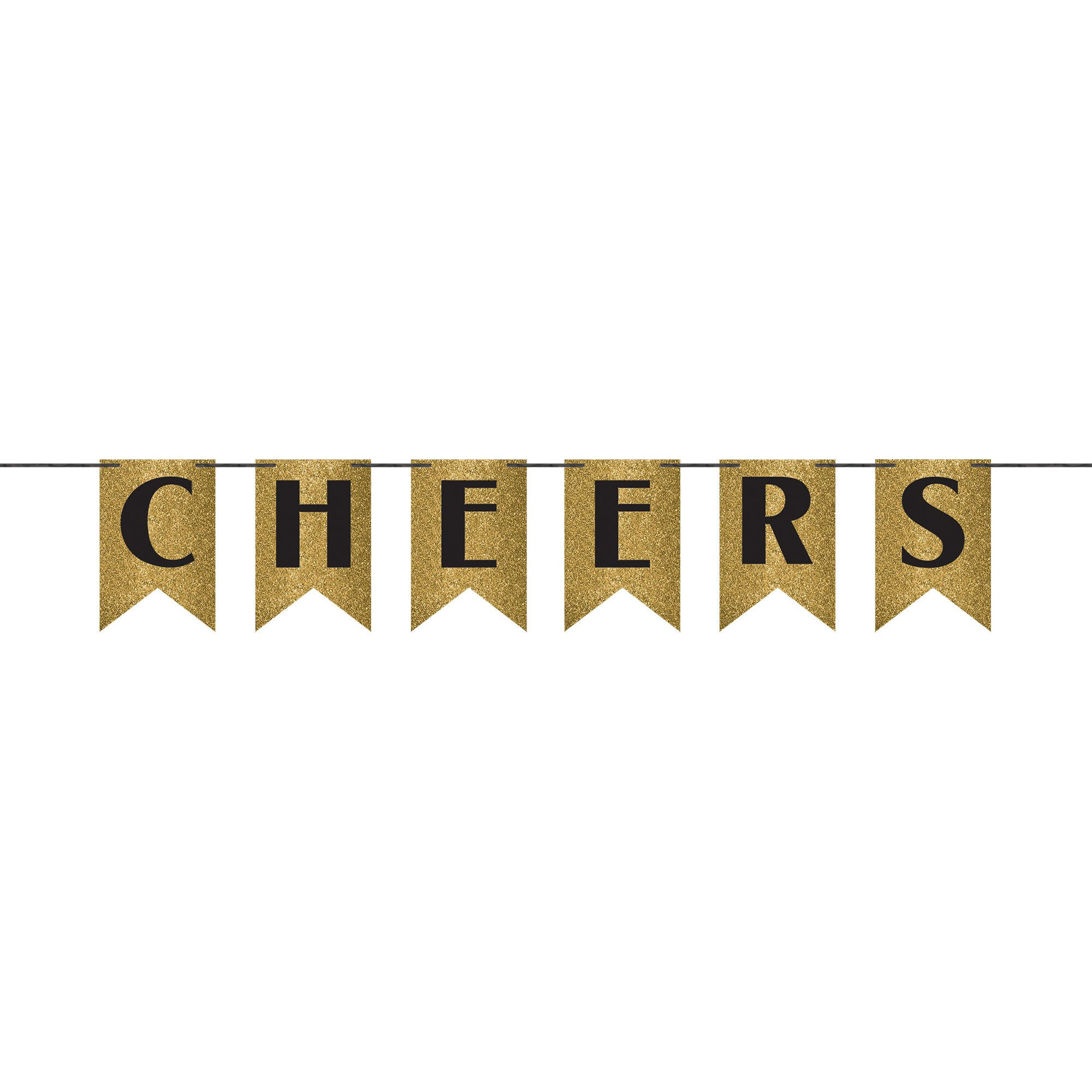 Cheers Pennant Banner