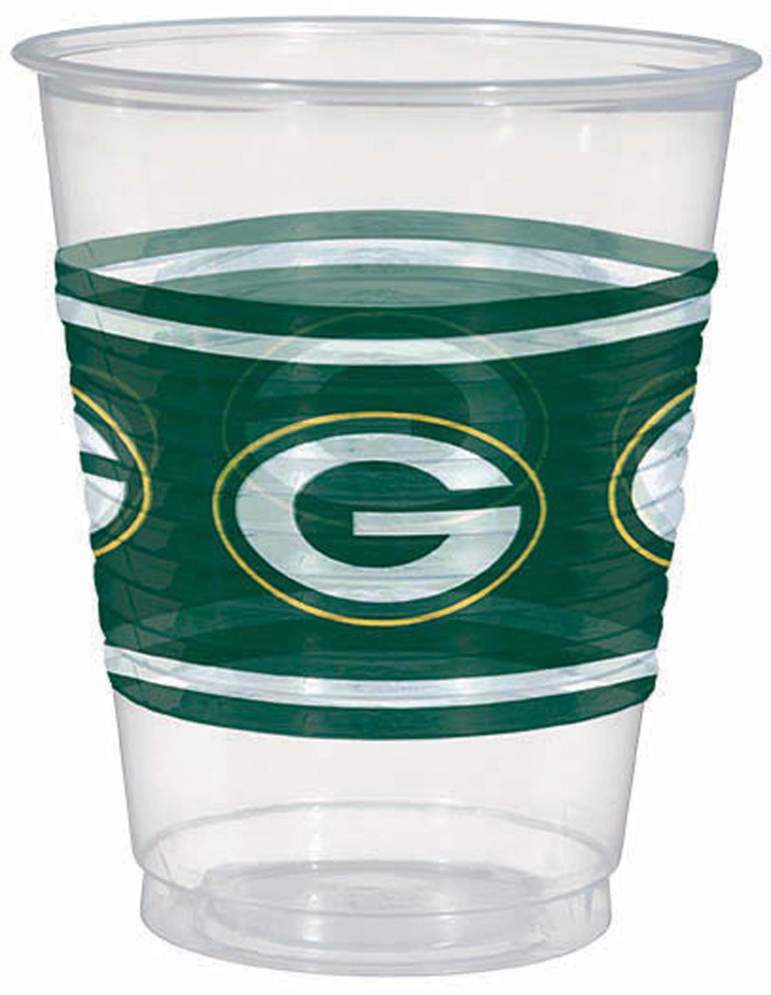 Green Bay Packers 16oz Cups