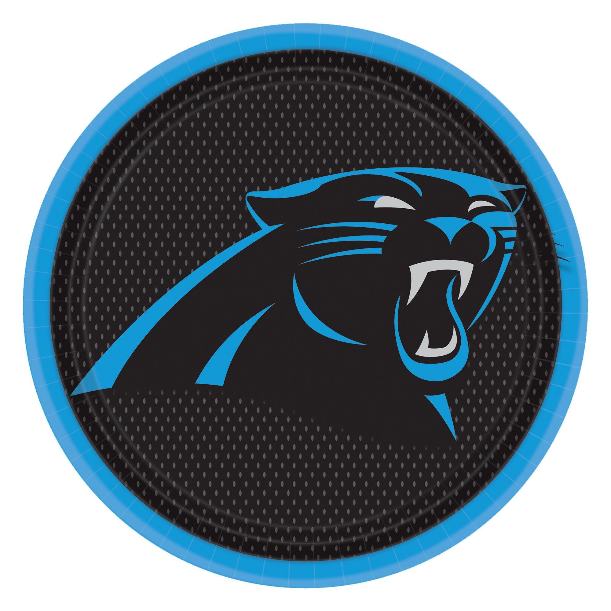 Carolina Panthers 9in Pl