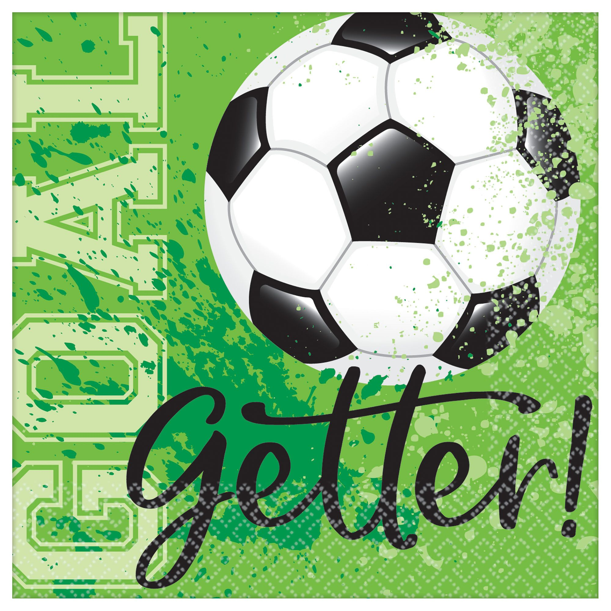Goal Getter Soccer Ball BN