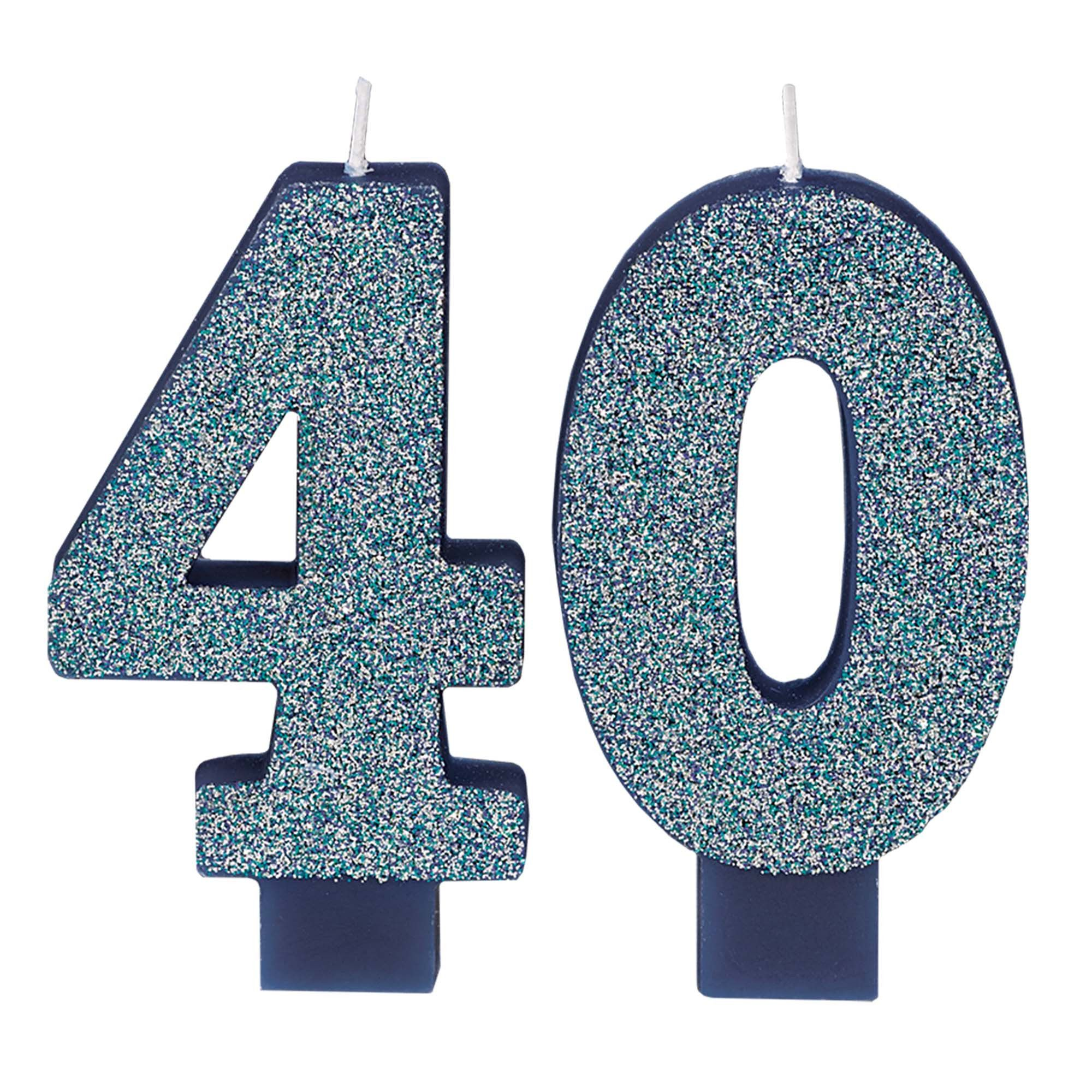 Here's To 40 Candle