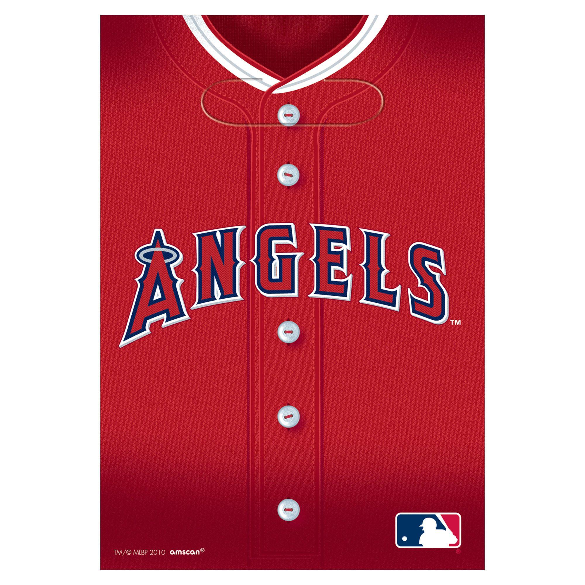 LA Angels Loot Bag