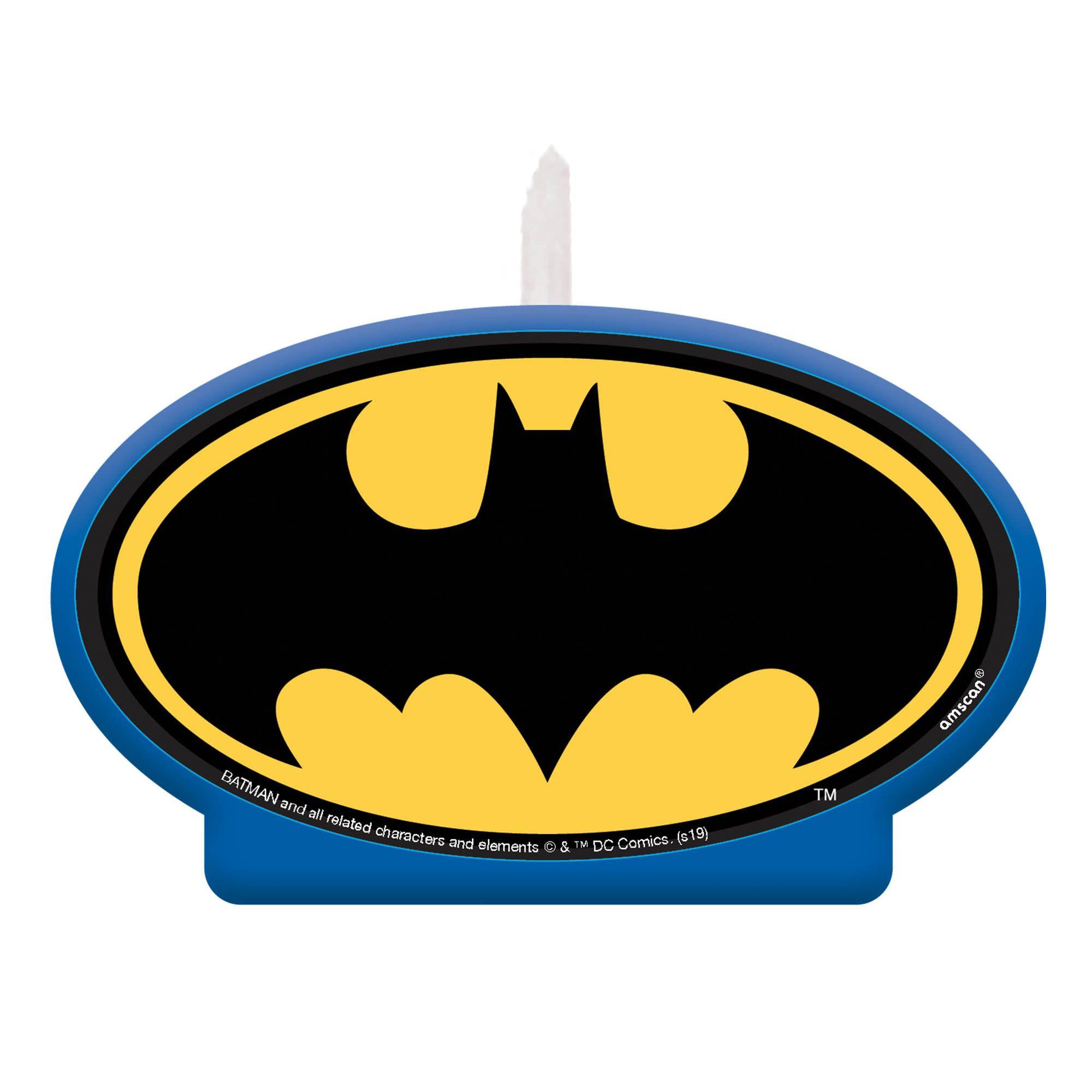 Batman HU Candle