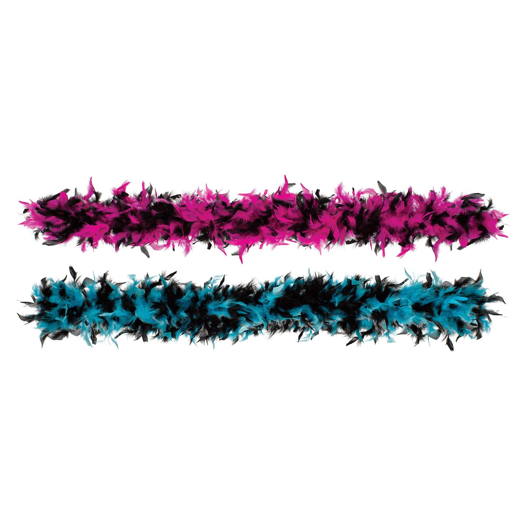 Neon Mini Boas - Multicolor