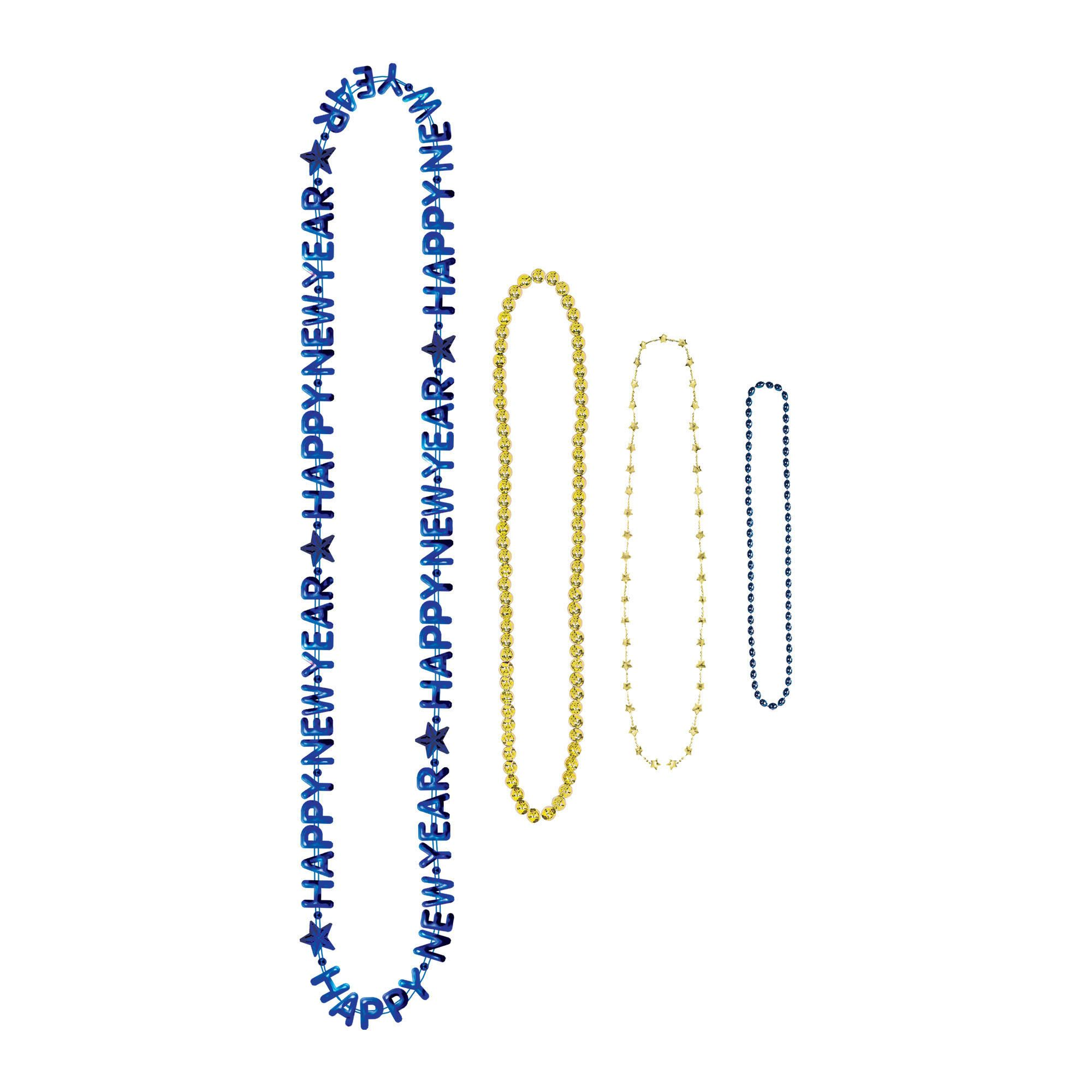 Midnight NYE Beads