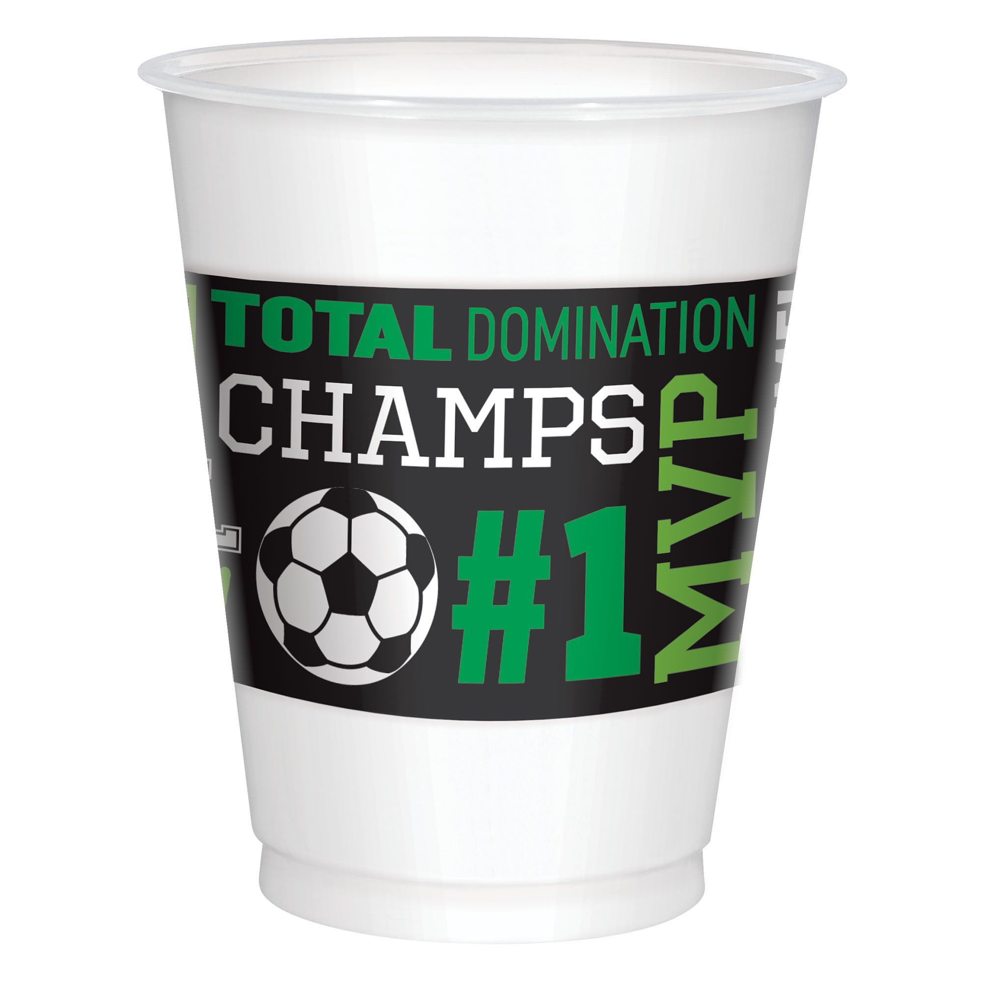 Goal Getter 16oz Cups