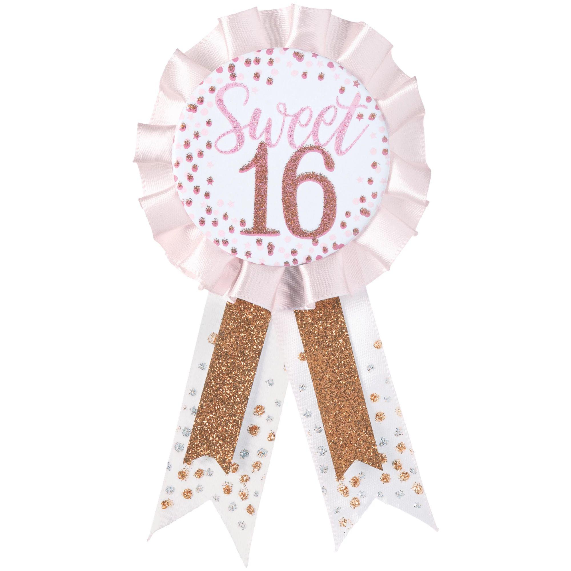16 Blush Award Ribbon