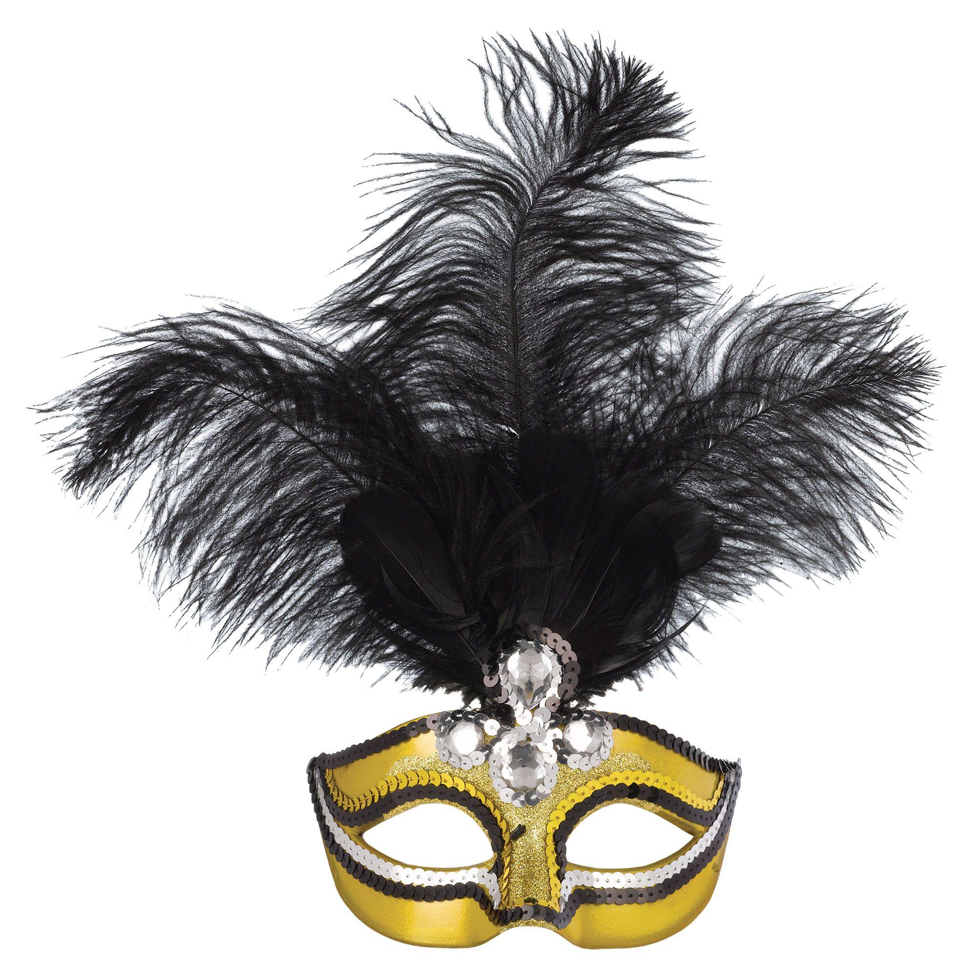 Glitzy Temptation Mask