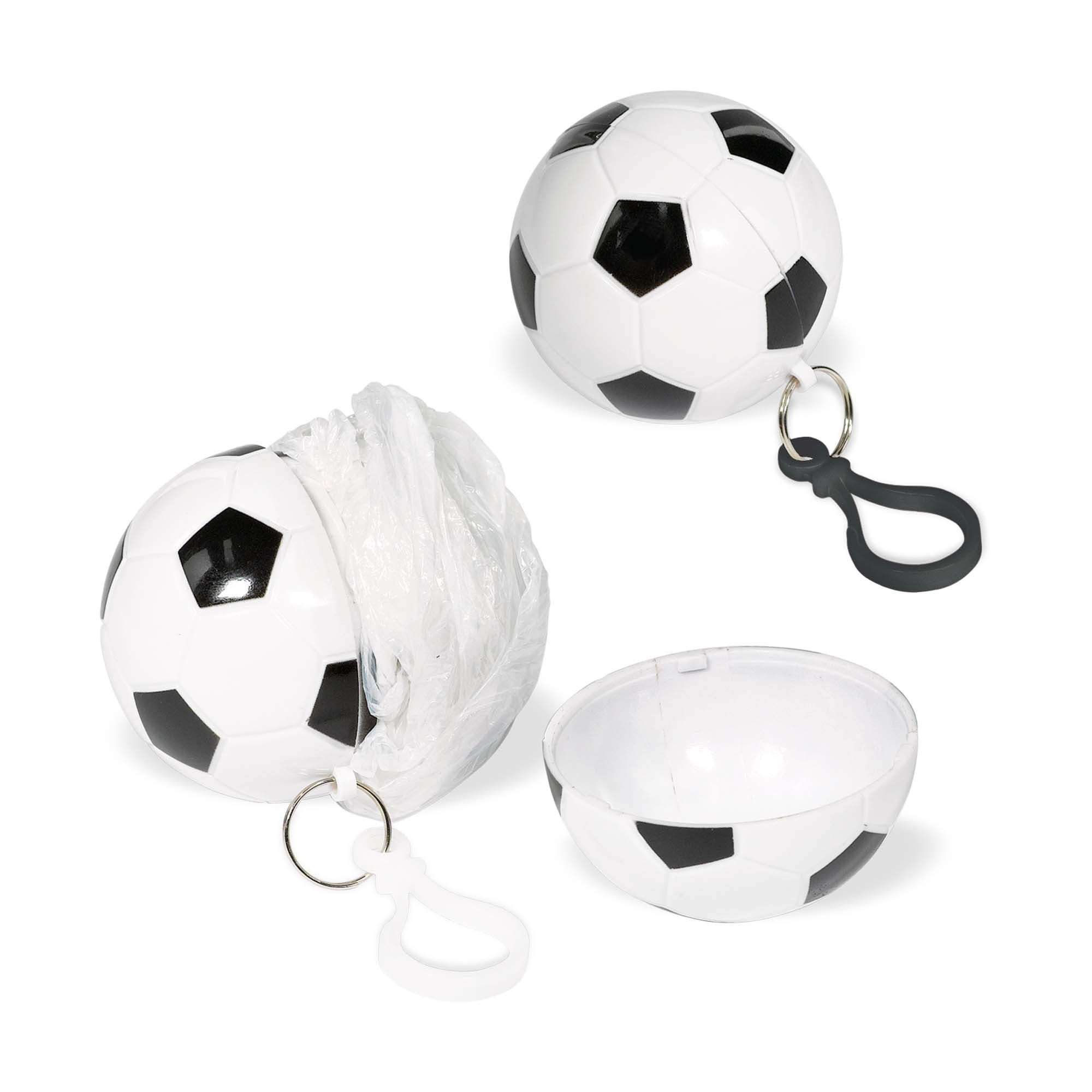 Soccer Poncho Holder