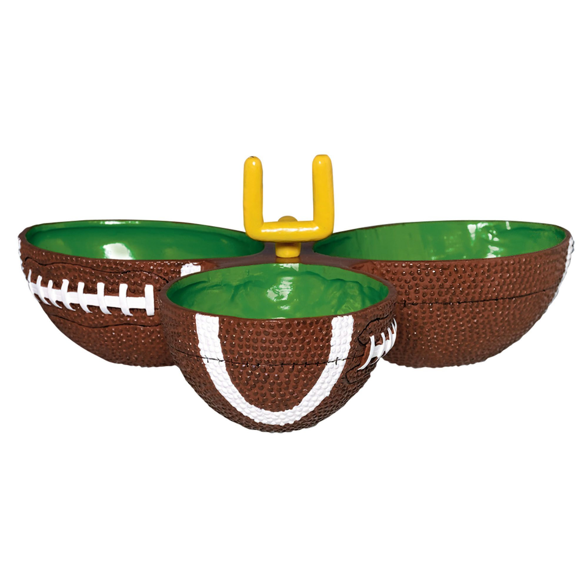 Football Condiment Dish