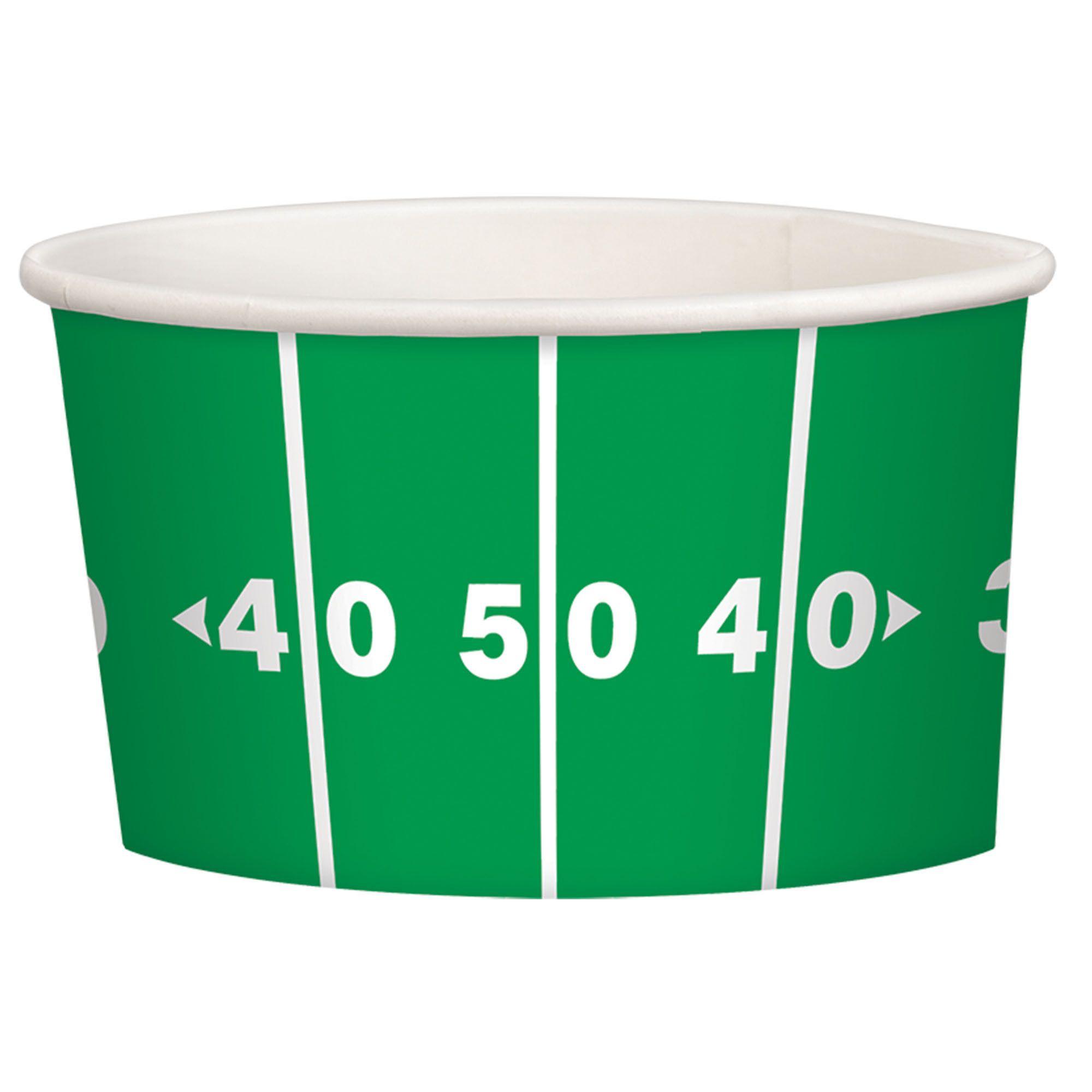Football Treat Cups