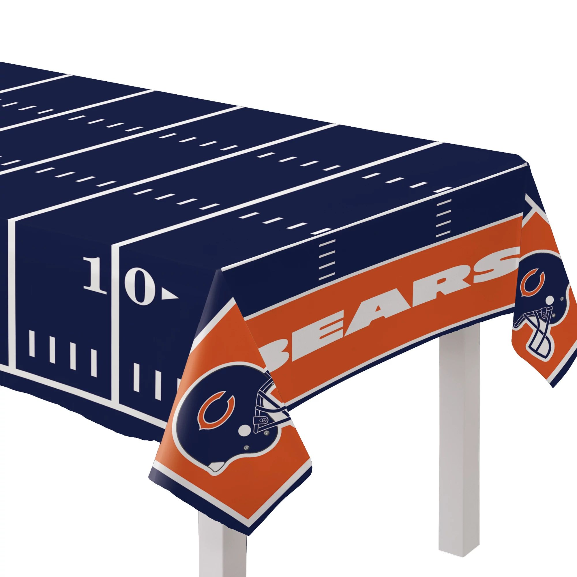 Chicago Bears All Over Print Table Cover