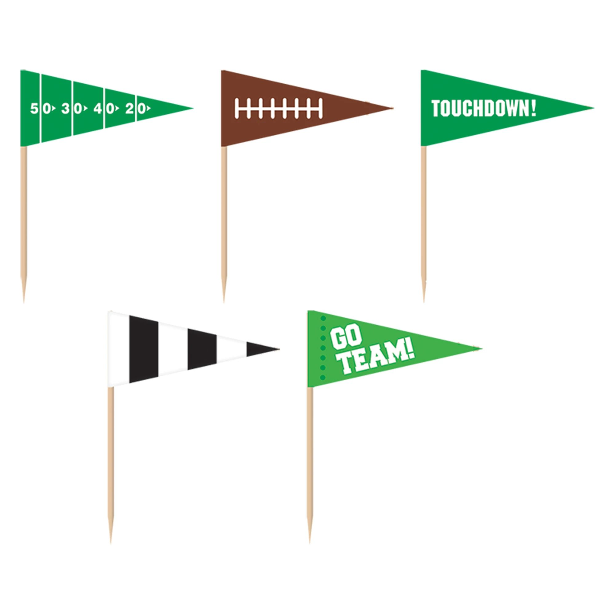 Football Flag Picks