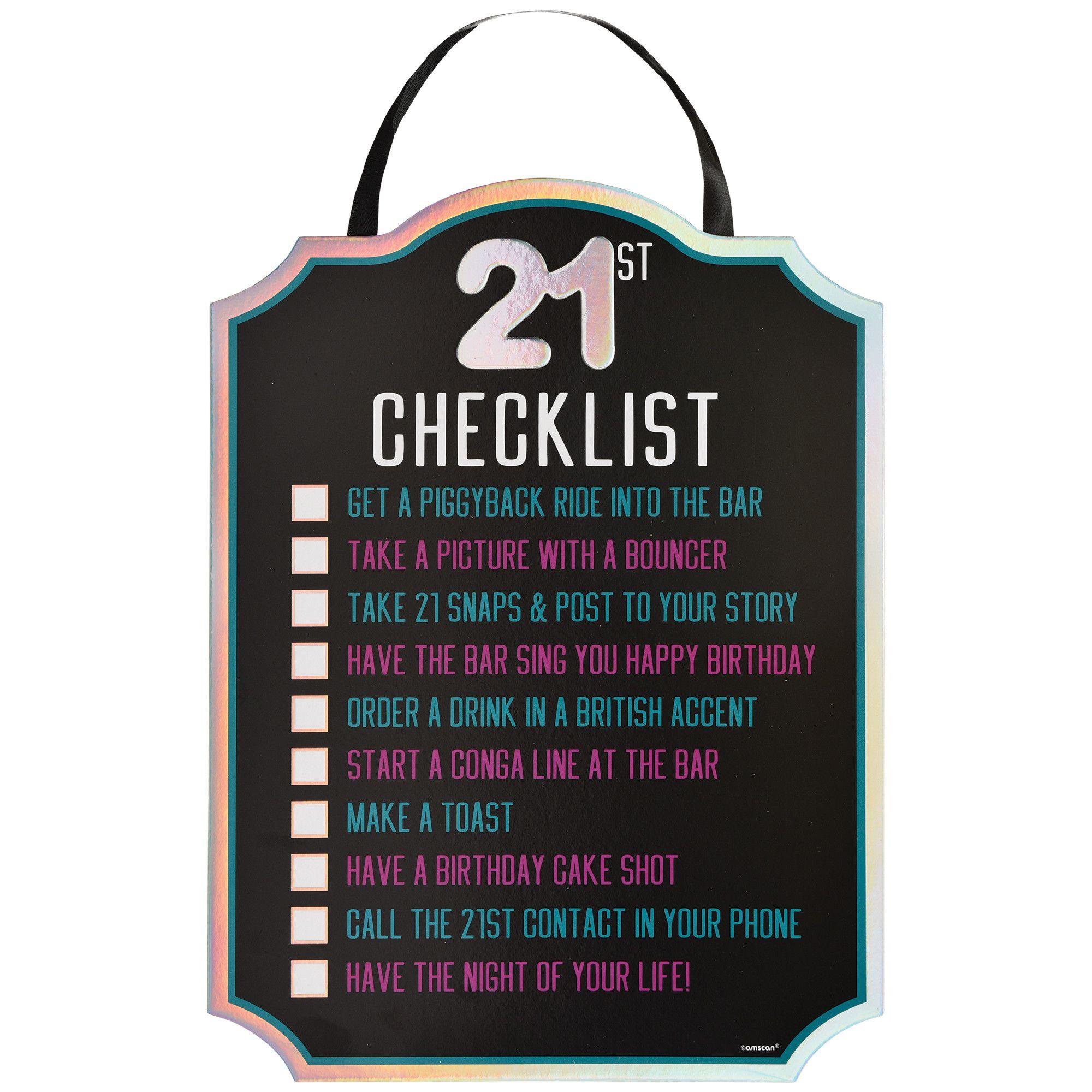 Finally 21 Sign