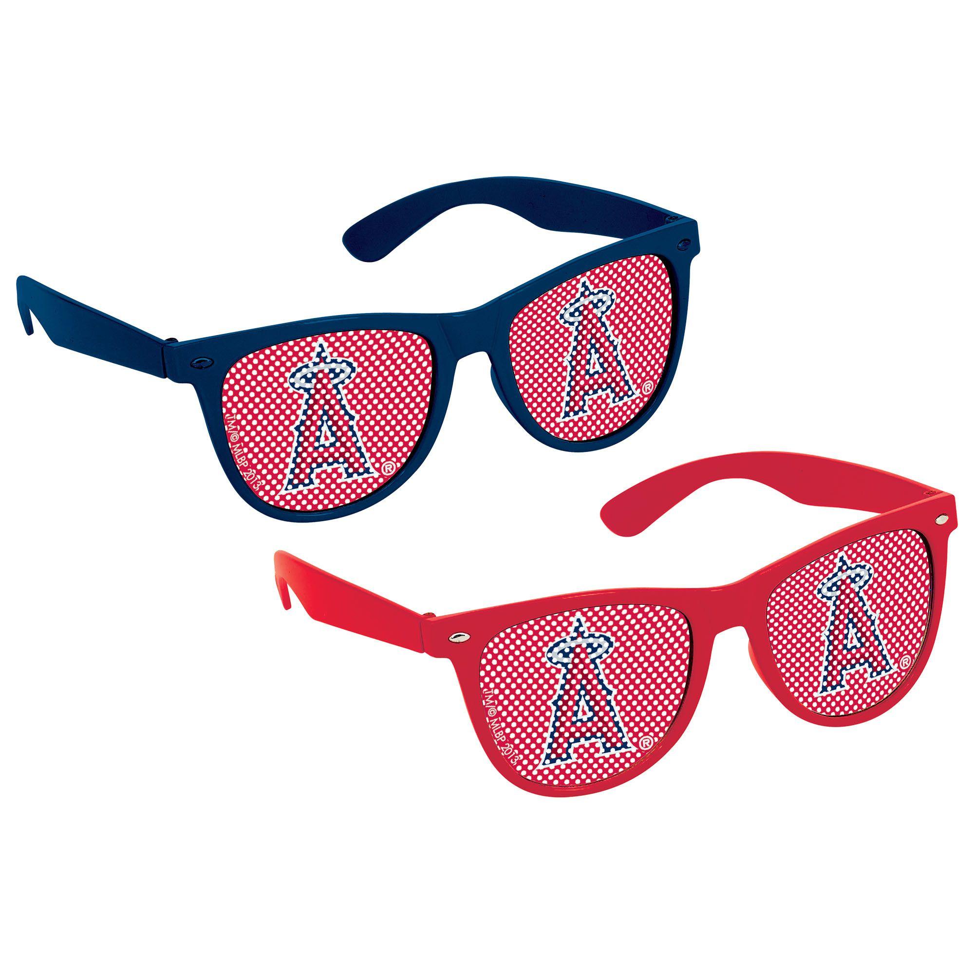 LA Angels Printed Glasses 10ct