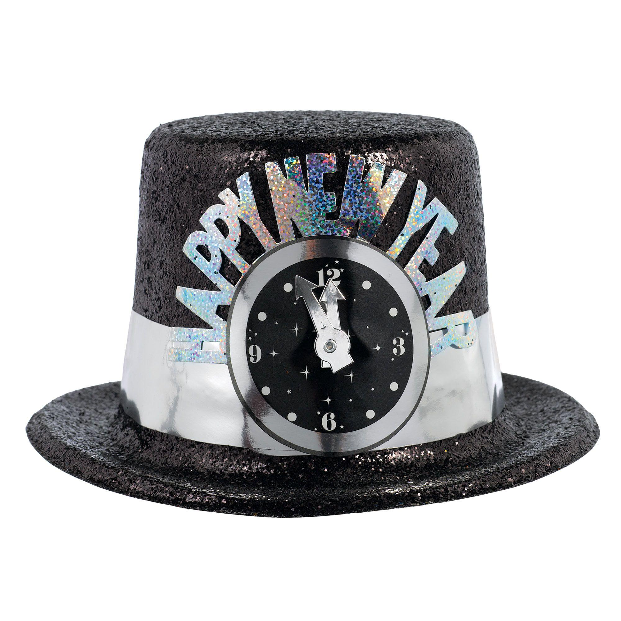 NY Clock Top Hat