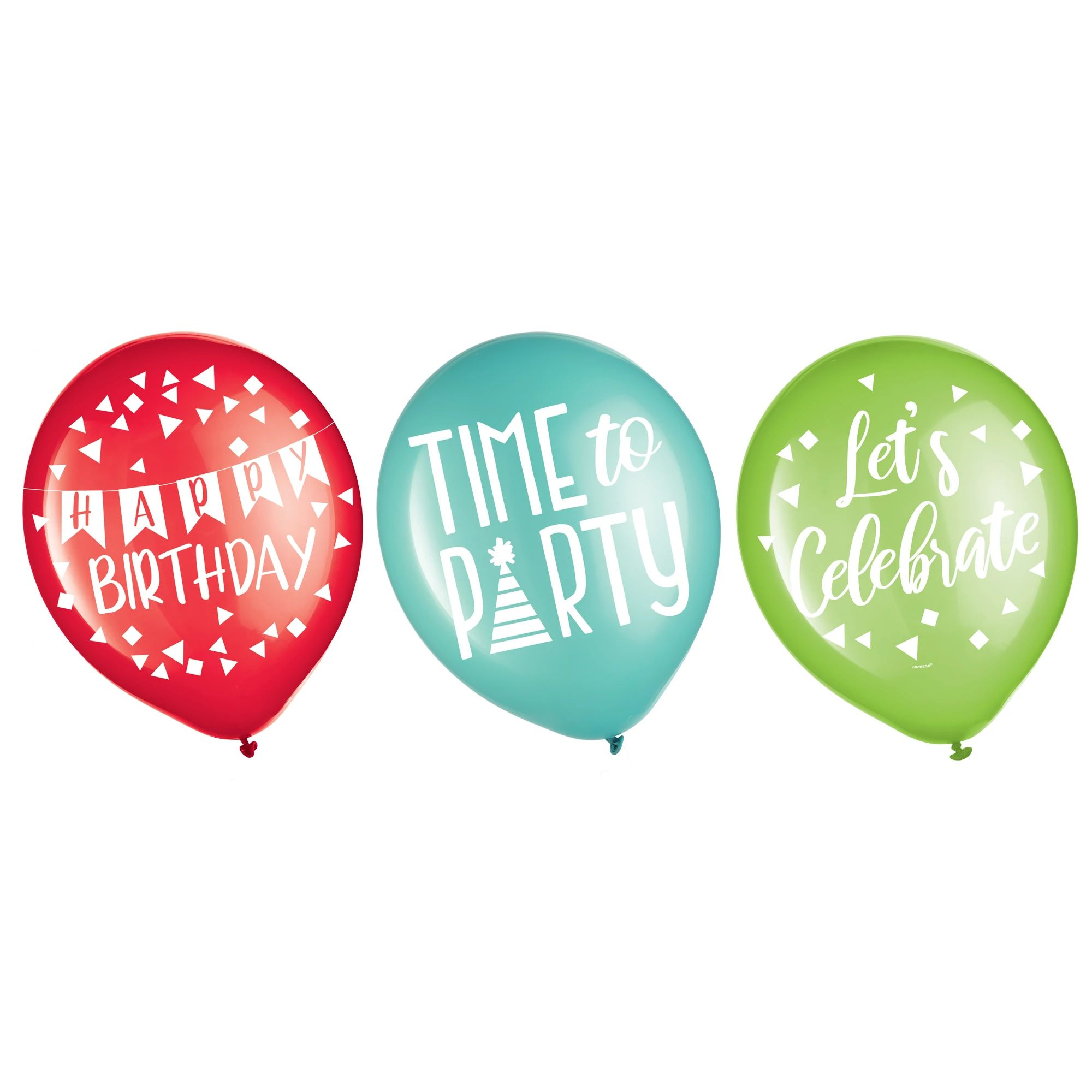 Reason to Celeb Latex Balloons