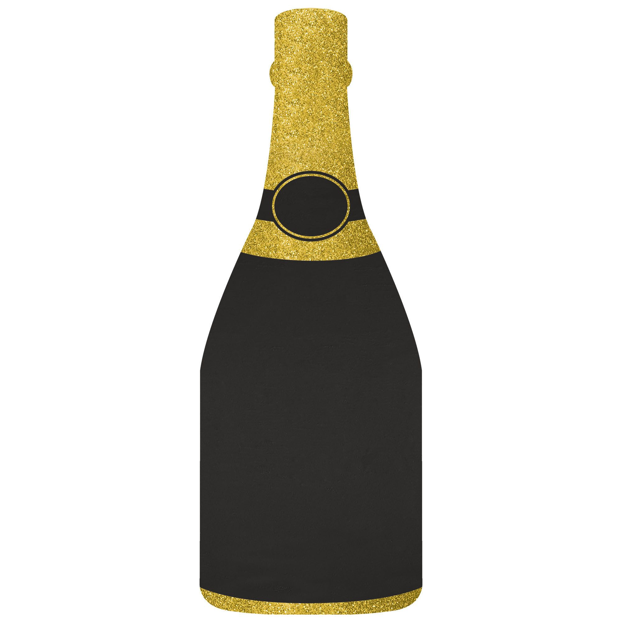 Bubbly Bottle Easel