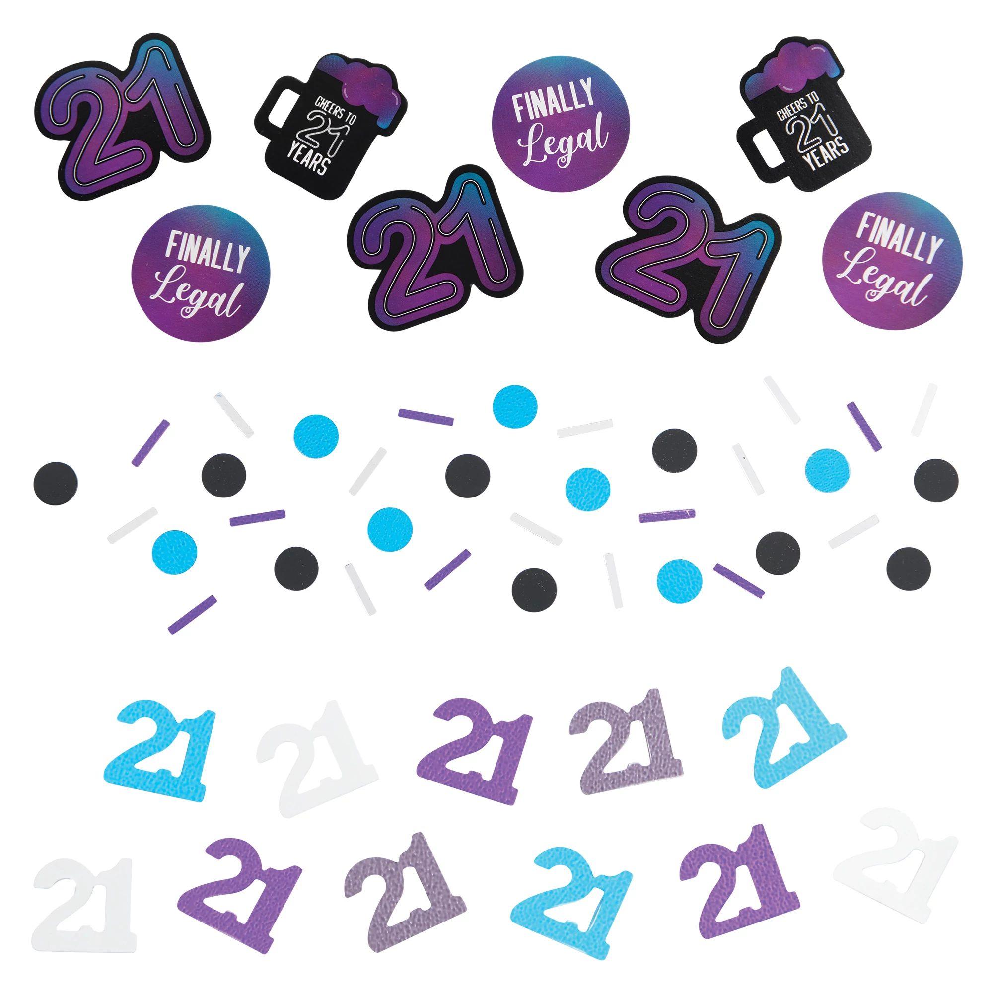 Finally 21 VP Confetti