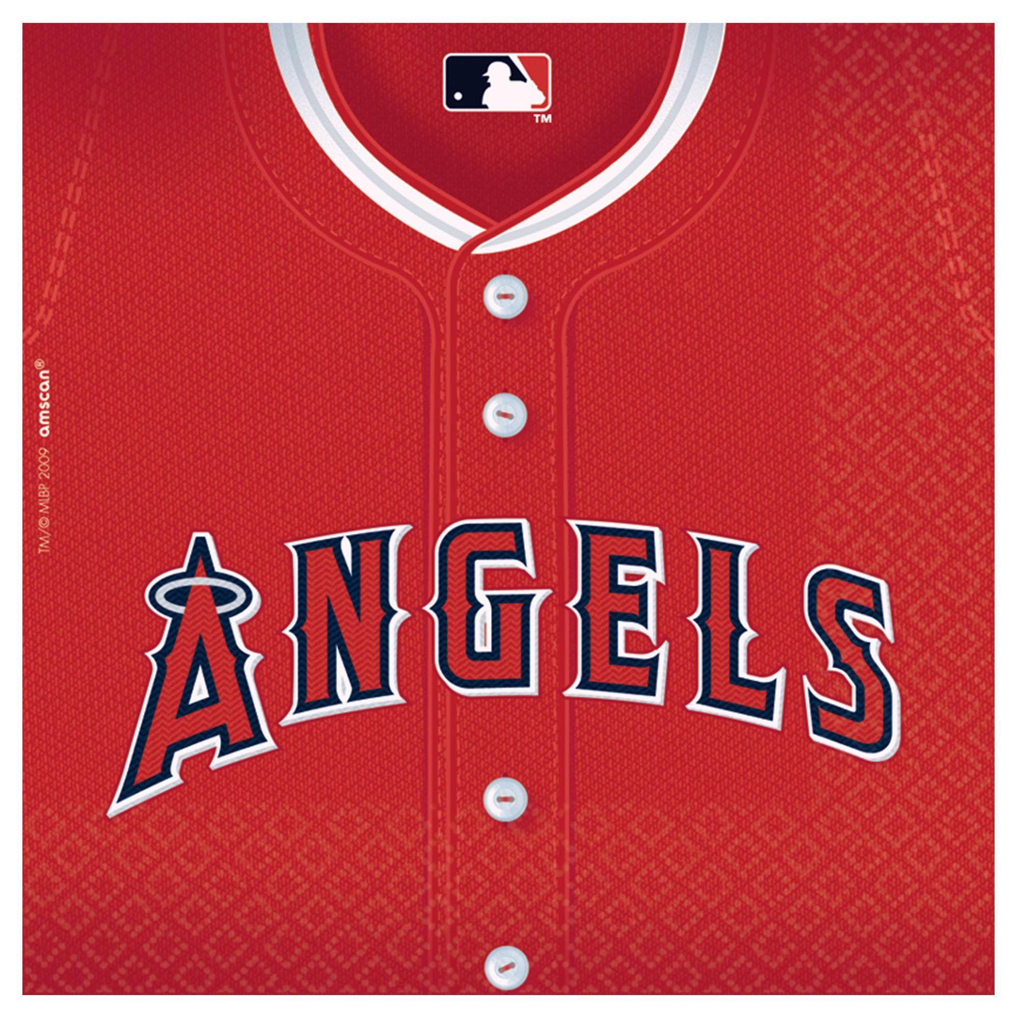 Angels of Anaheim LN
