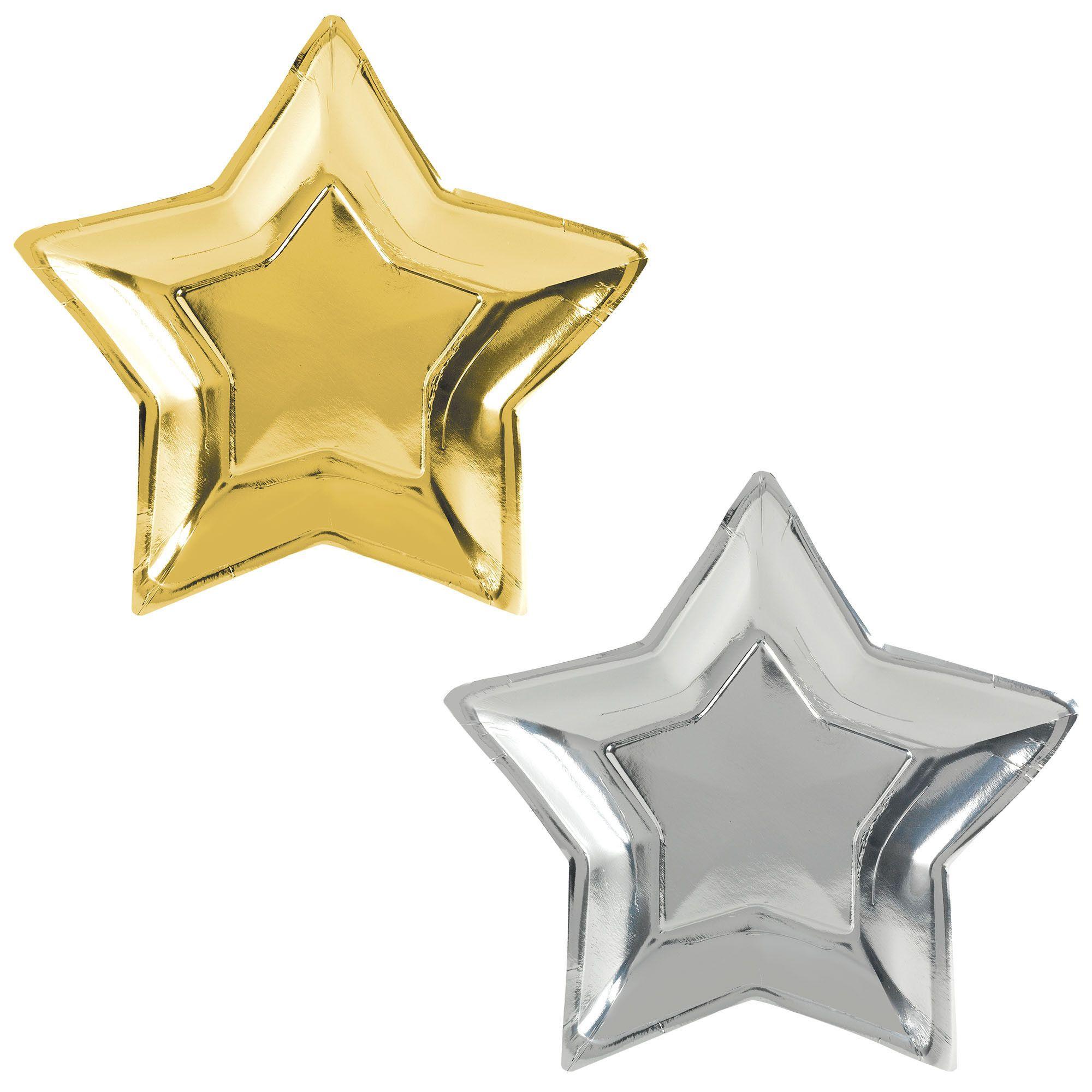 NY Star Plates