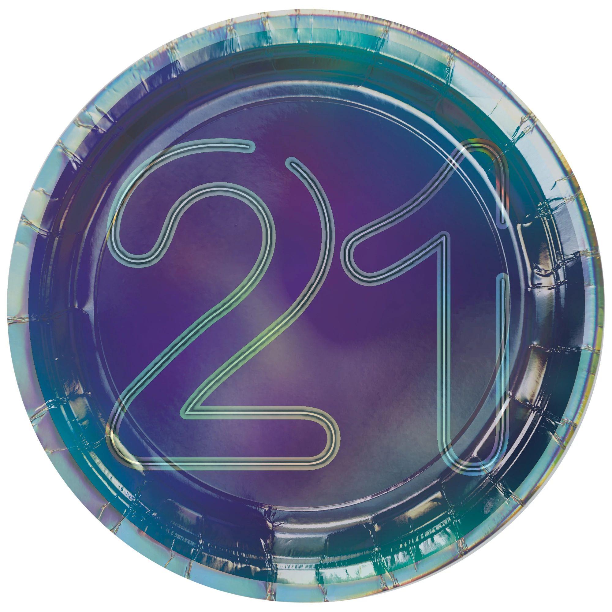 Finally 21 7