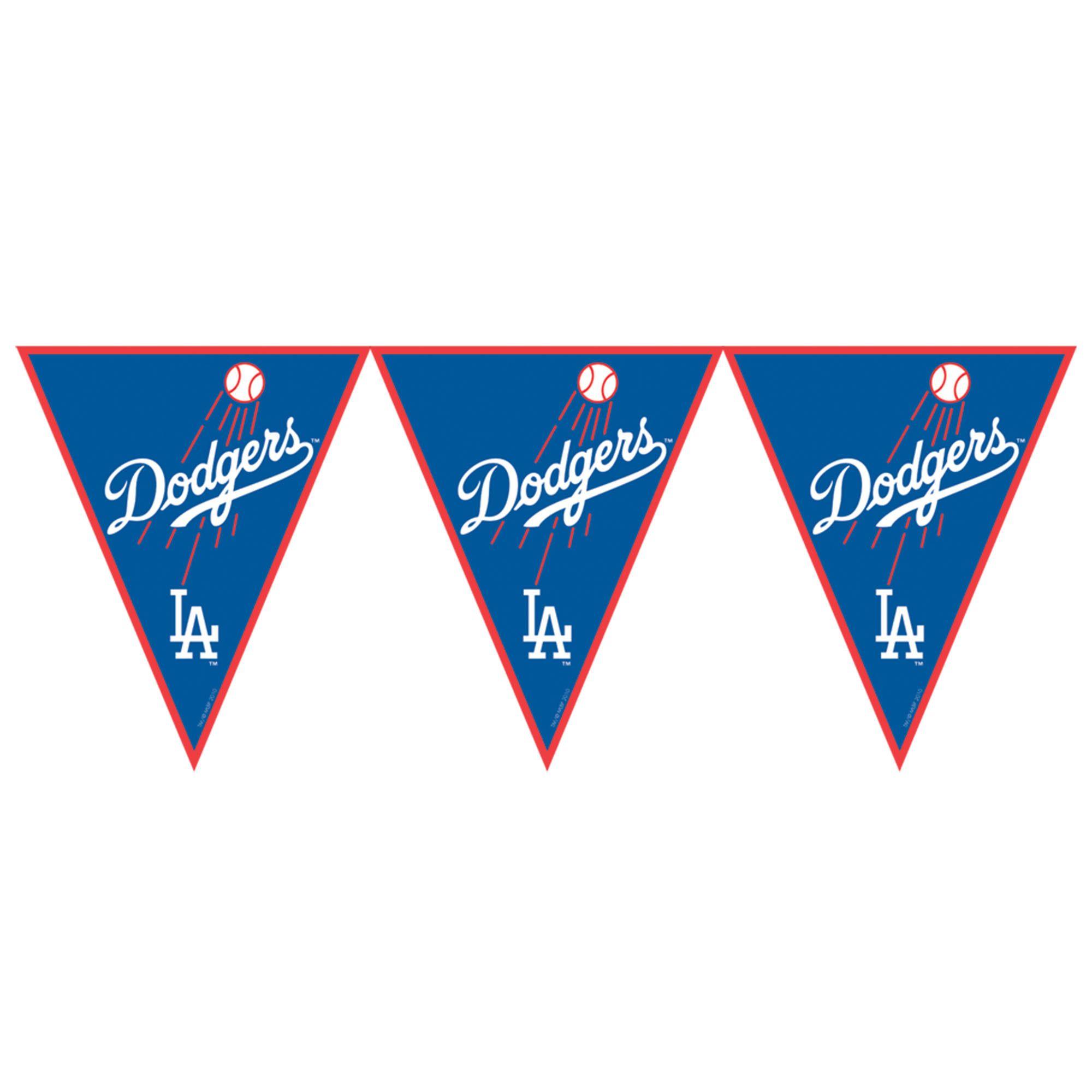 Pnt Banner LA Dodgers MLB