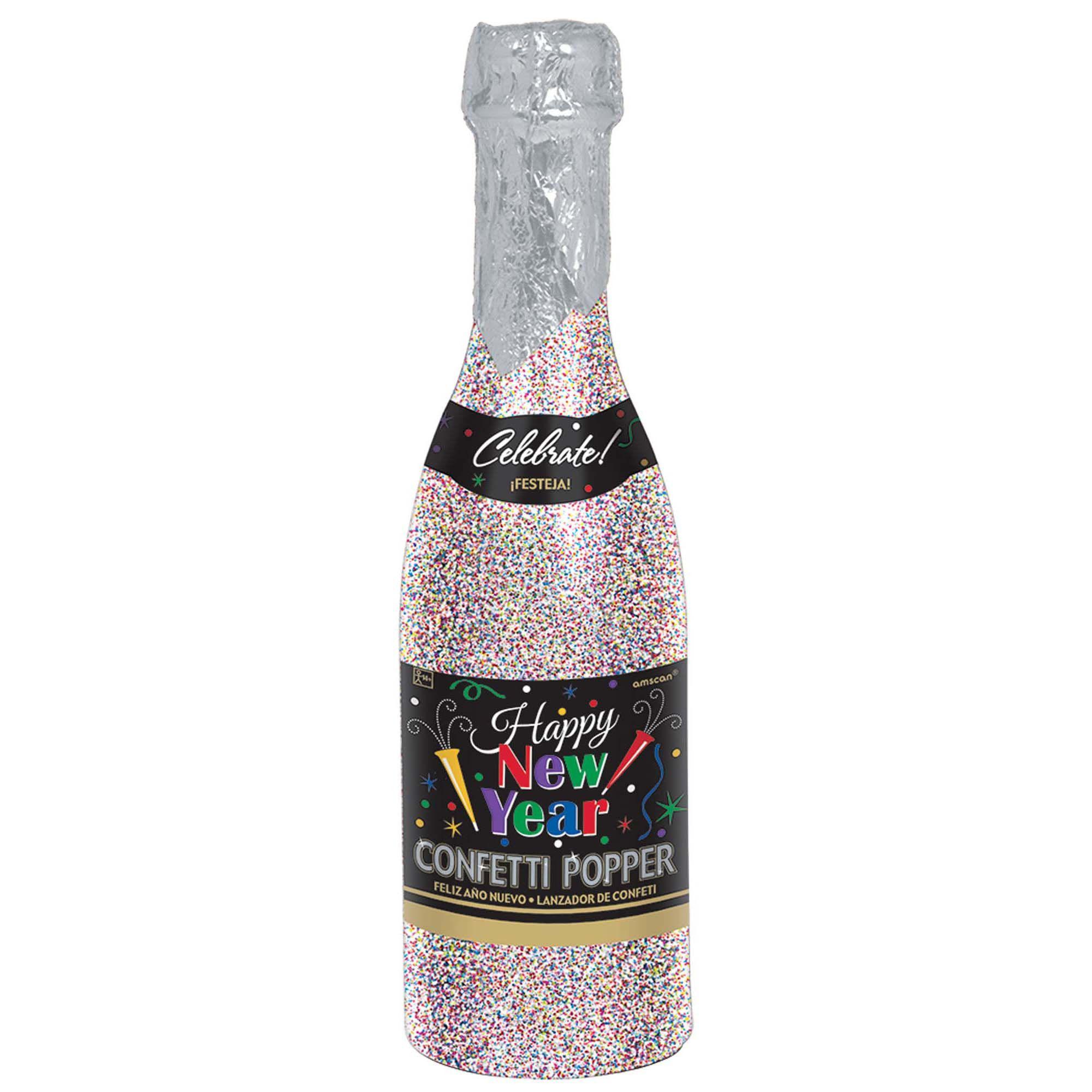 Champagne Bottle Popper Jewel