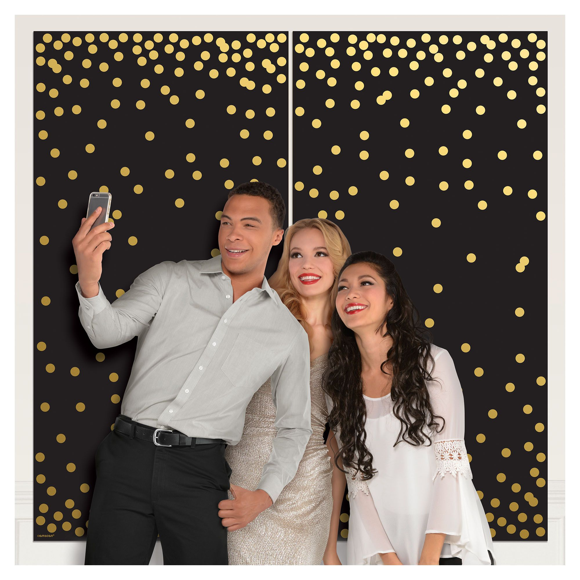 Photo Booth Scene Setter Dots