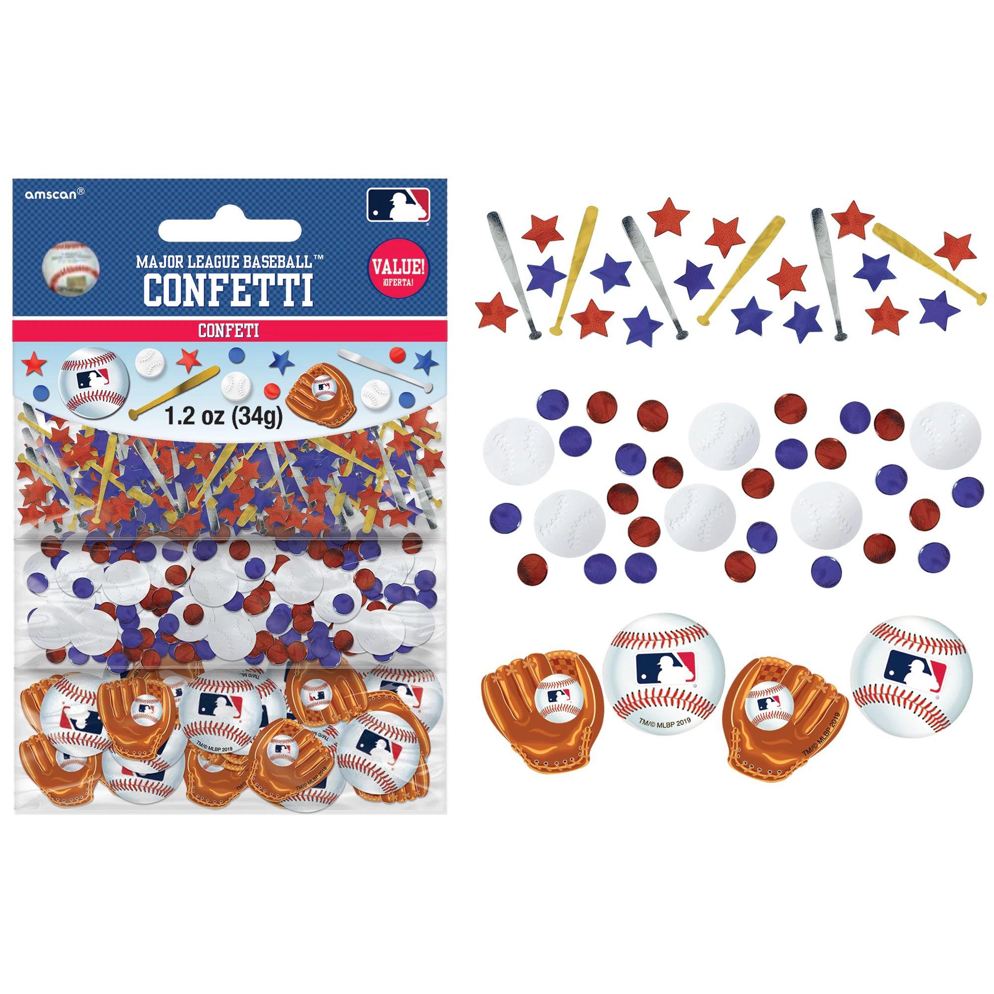MLB Confetti VP