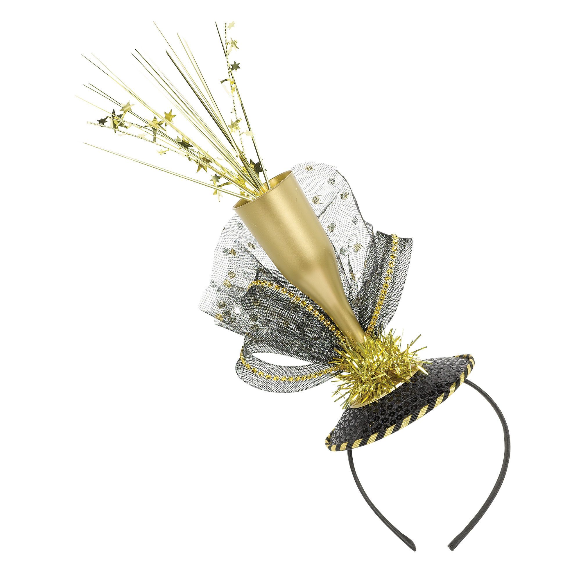 Champagne Dlx Headband