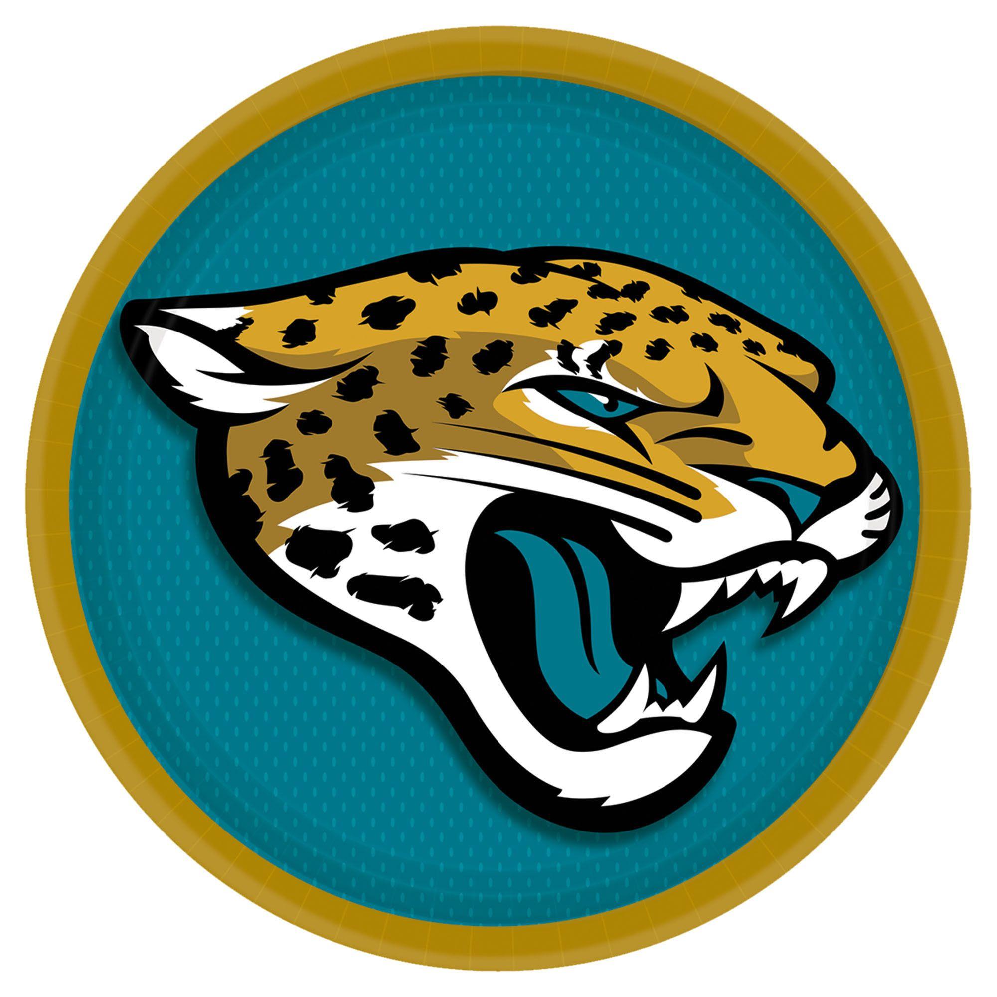 Jacksonville Jaguars 9in Pl
