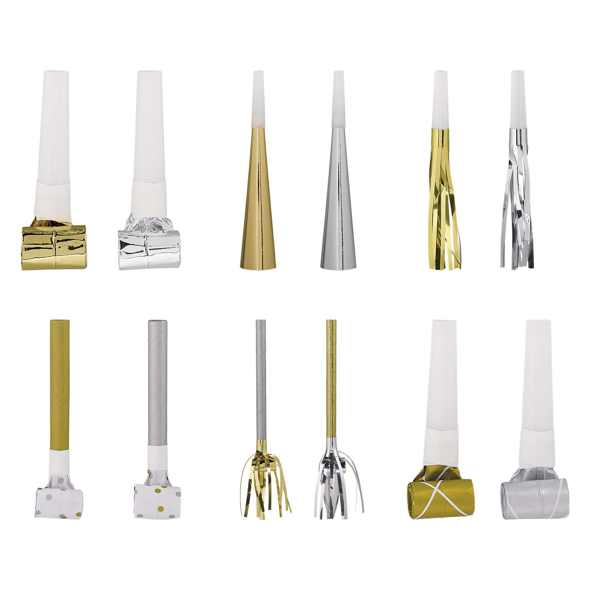 Bday Access S&G Noisemakers Mega Pack
