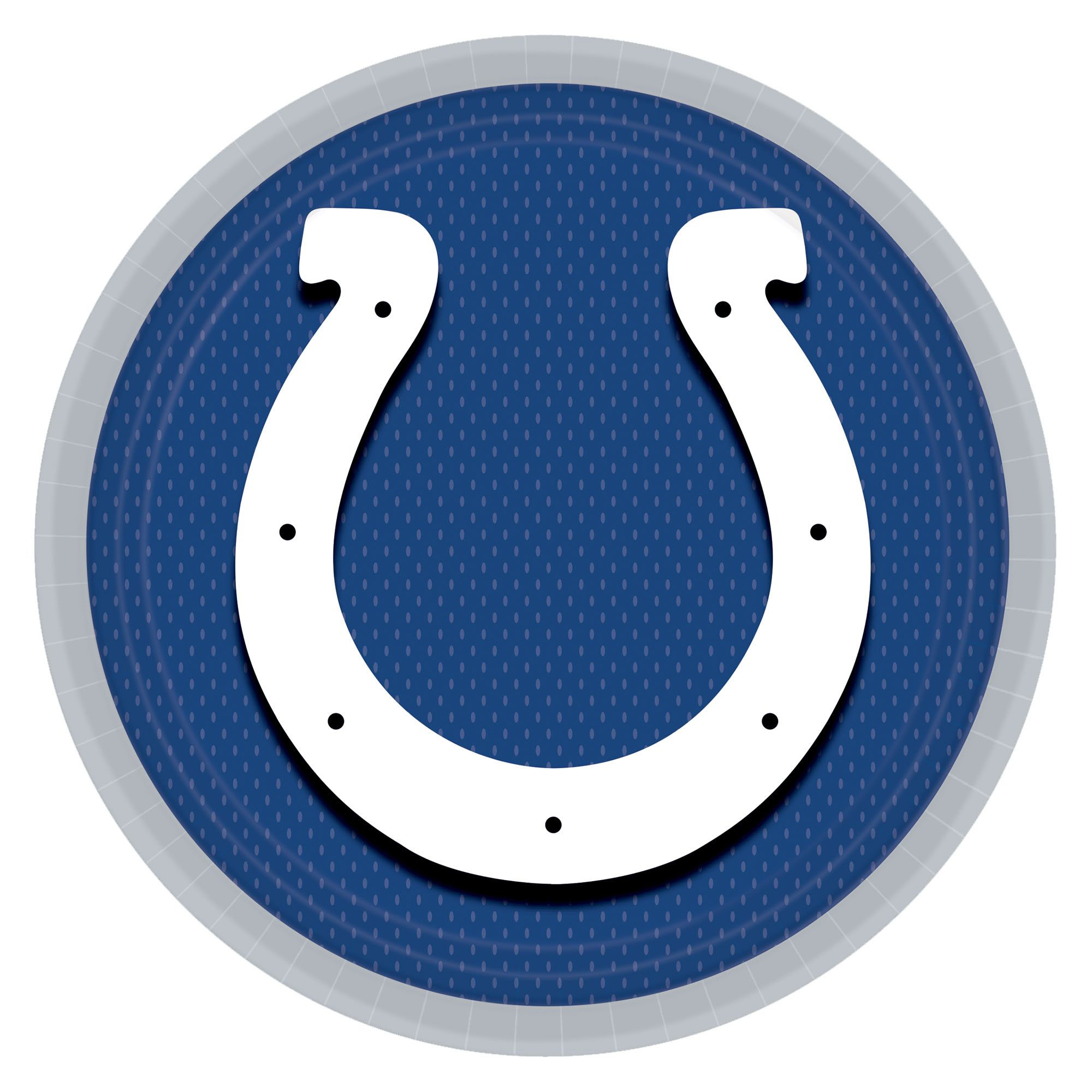 Indianapolis Colts 9in Pl